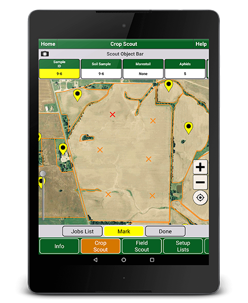 Farm Scout Pro - Mobile App for Crop Scouting